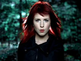 "Paramore's Hayley Williams in ""Decode"""