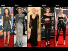 VMA: Celeb Style Through The Years