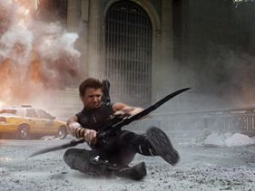 Jeremy Renner in &quot;Avengers&quot;	