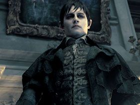 Johnny Depp in &quot;Dark Shadows&quot;