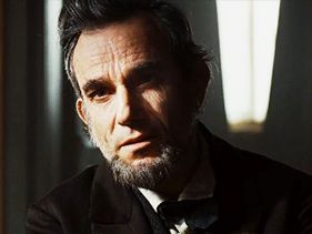 "Daniel Day-Lewis in ""Lincoln"" trailer"