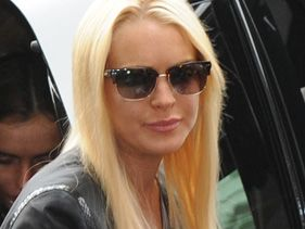 Lindsay Lohan reports to court on Wednesday July 20, 2010 before beginning her jail sentence