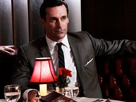 "Jon Hamm in ""Mad Men"""
