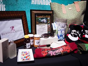 2012 MTV Movie Awards gift bag