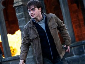 "Daniel Radcliffe in ""Harry Potter and the Deathly Hallows - Part 2"""