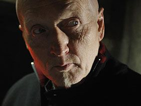 "Tobin Bell as Jigsaw in ""Saw V"""
