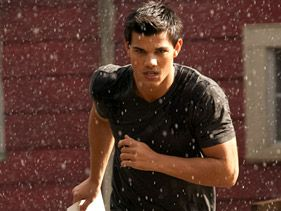 "Taylor Lautner in ""Twilight Saga: Breaking Dawn - Part 1"""