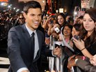 Taylor Lautner At 'Abduction' Premiere