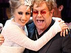 Lady Gaga, Elton John Perform At Rainforest Benefit
