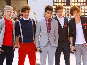 "One Direction perform on ""Today"""