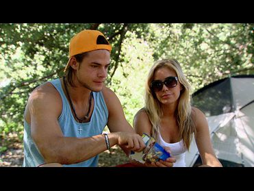Are ashley and zach from real world dating