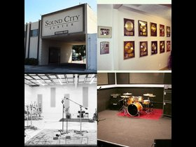 "Sound City Center/Studios is where we had Alice Cooper's ""Nightmare Returns"" tour rehearsals and others."