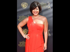 Red Carpet at the Daytime Emmys 2015.