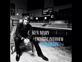 edited by Lori George to promote my interview with Gibson (of Gibson guitars and KRK monitors etc)