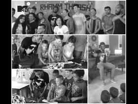 É diversão garantida, Rhamm Thrash fez palestra e chamou a atenção das crianças com total carisma, veja!