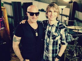 The Drumming Hall Of Fame™ interviews continue with Kenny Aronoff