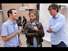 MTV News catches up with blues rock duo The Black Keys as they prepare to rehearse their set at rehearsals.