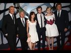 Rhys Ifans, Martin Sheen, Sally Field, Andrew Garfield, Emma Stone and Denis Leary