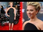 "Scarlett Johansson arrives at the premiere of Marvel Studios' ""The Avengers"" on April 11, in Los Angeles"