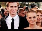 Hayden Christensen and Natalie Portman