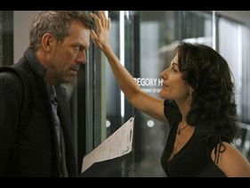 "Lisa Edelstein in ""House"""
