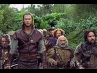 "Chris Hemsworth as the Huntsman in ""Snow White and the Huntsman"""