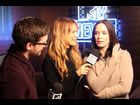 MTV's Joshua Horowitz with Lynn Shelton and Emily Blunt