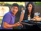 Ken Marino and Michaela Watkins