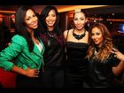 Julissa Bermudez, Bridget Kelly and Adrienne Bailon