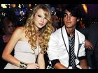 Taylor Swift and Joe Jonas on September 7, 2008