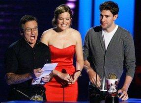 License to Wed stars, Robin Williams, Mandy Moore, John Krasinski